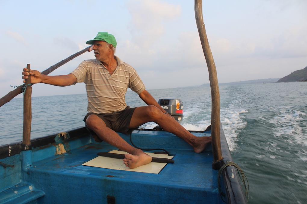 Отдых на гоа рыбалка