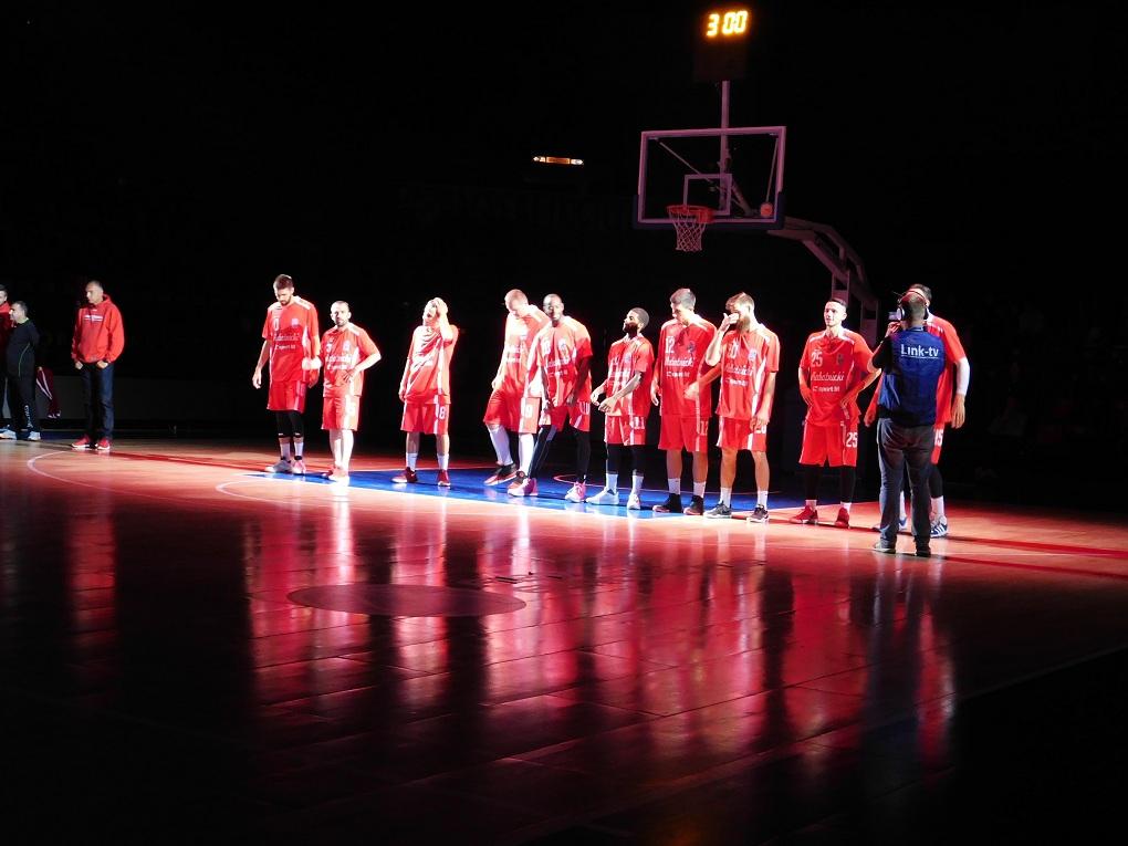 БК «Парма» разгромил «Работнички» в1-й игре первого раунда квалификации Кубка Европы