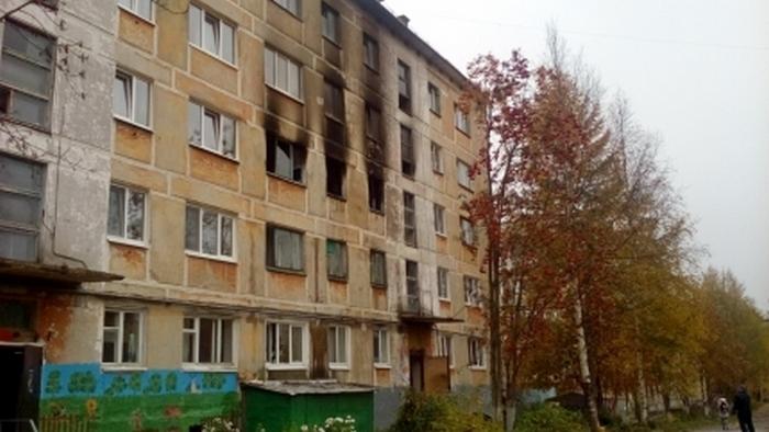 ВПрикамье напожаре спасены 4 человека
