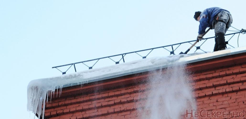 Требования к уборке улиц от снега