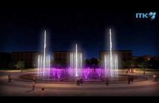 Embedded thumbnail for Видео нового фонтана на эспланаде в Перми: как это будет